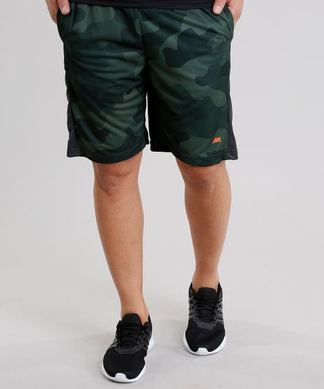 Bermuda-Masculina-Esportiva-Ace-com-Estampa-Camuflada-Verde-Escuro-9011231-Verde_Escuro_1