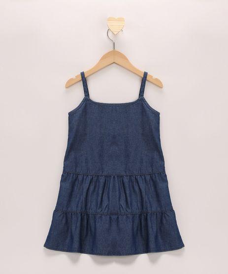 Vestido-Jeans-Infantil-Amplo-com-Recortes-Alca-Fina-Azul-Escuro-9965548-Azul_Escuro_1