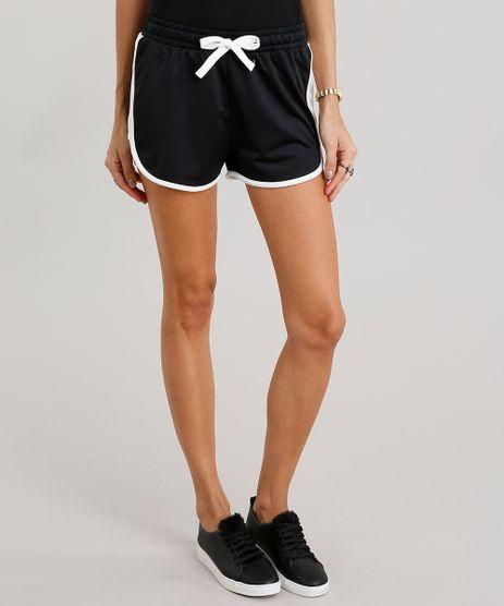 Short-Feminino-Running-Esportivo-com-Recorte-Contrastante-Preto-8918849-Preto_1