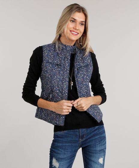 Colete-Feminino-Puffer-Estampad-Floral-Azul-Marinho-8894442-Azul_Marinho_1
