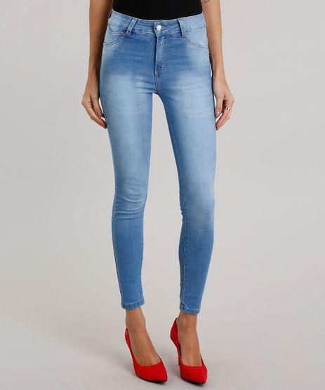 Calca-Jeans-Feminina-Super-Skinny-Sawary--Azul-Medio-9135591-Azul_Medio_1