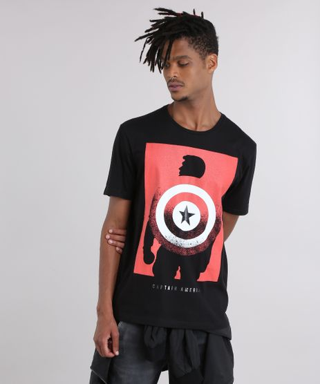 Camiseta-Capitao-America-Preta-8958699-Preto_1