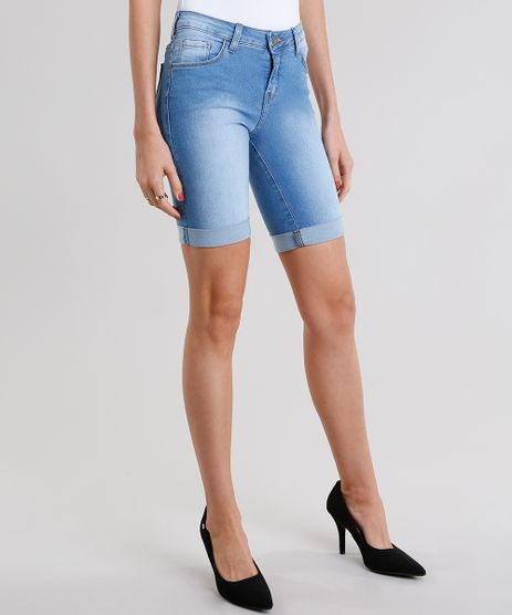 Bermuda-Jeans-Ciclista-Azul-Medio-8503520-Azul_Medio_1