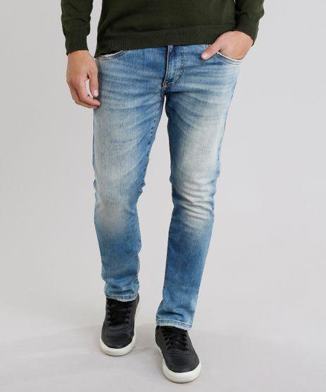 Calca-Jeans-Masculina-Slim-Azul-Claro-8938393-Azul_Claro_1