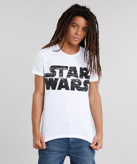 Camiseta-Infantil-Star-Wars-Manga-Curta-Gola-Careca-Branca-9044526-Branco_1
