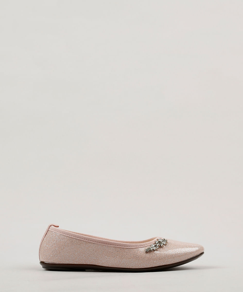 415e142602 Sapatilha Infantil Vitrinis Pink