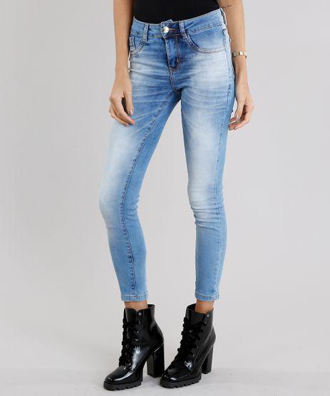 Calca-Jeans-Feminina-Super-Skinny-Sawary-Azul-Claro-9106146-Azul_Claro_1