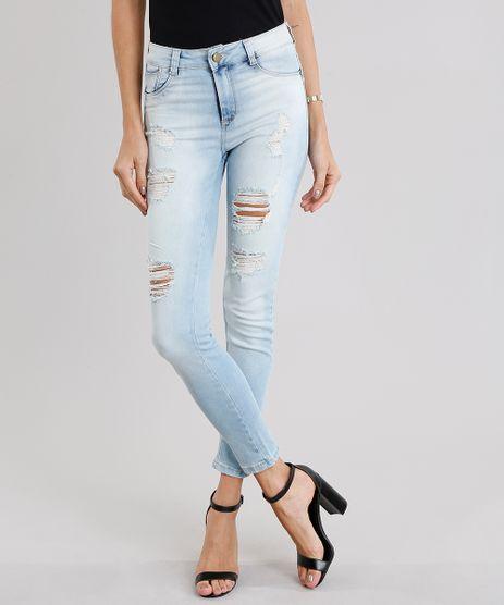 Calca-Jeans-Feminina-Sawary-Super-Skinny-Push-Up-Destroyed-Azul-Claro-9135598-Azul_Claro_1