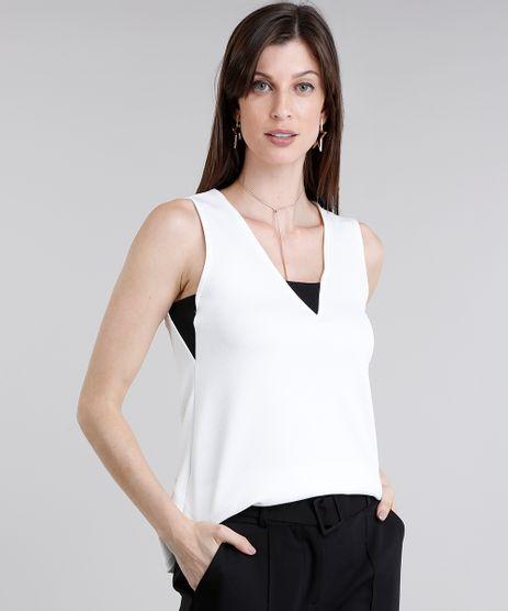 Regata-Feminina-Decote-V-com-Recorte-Contrastante-Branca-9022293-Branco_1
