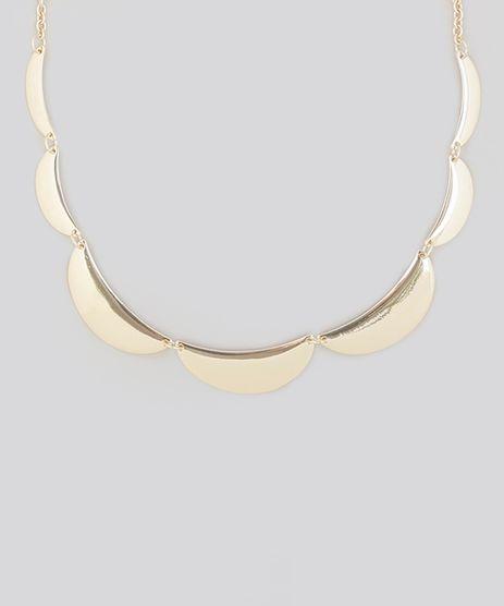 Colar-Feminino-Geometrico-Dourado-8839717-Dourado_1