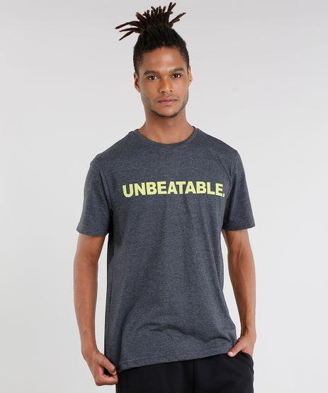Camiseta-Masculina-Esportiva-Ace---Unbeatable--Manga-Curta-Gola-Redonda-Cinza-Mescla-9048045-Cinza_Mescla_1