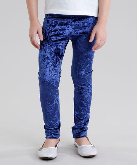Calca-Legging-Infantil-em-Veludo-Molhado-Azul-Marinho-9062151-Azul_Marinho_1