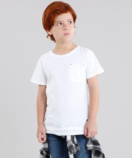 Camiseta-Infantil-com-Bolso-Manga-Curta-Gola-Careca-Off-White-9038715-Off_White_1