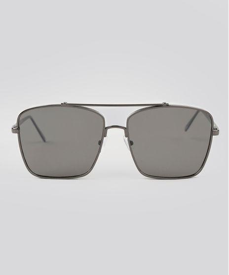 Oculos-de-Sol-Quadrado-Feminino-Oneself-Grafite-9138112-Grafite_1