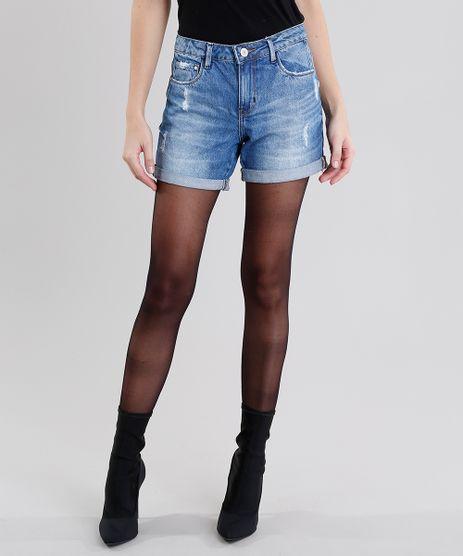 Short-Jeans-Feminino-Midi--Azul-Medio-9006233-Azul_Medio_1