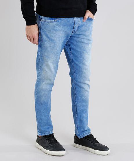 Calca-Jeans-Masculina-Slim-Azul-Claro-9100169-Azul_Claro_1