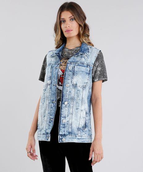 Colete-Jeans-Feminino-Oversized-Destroyed-Azul-Claro-9077643- 449e9766b0dfa