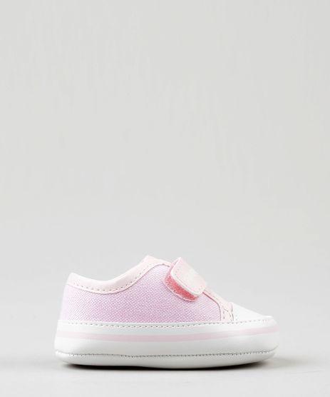 Tenis-Infantil-Pimpolho-com-Velcro-Rosa-Claro-9118229-Rosa_Claro_1