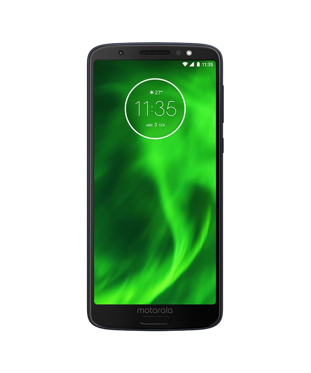 45d7759b9 Smartphone Motorola XT1925 Moto G6 32GB Open Indigo - cea