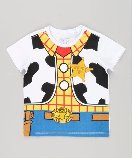 Camiseta-Infantil-Toy-Story--Woody--Manga-Curta-Gola-Careca-em-Algodao---Sustentavel-Branca-8698292-Branco_1