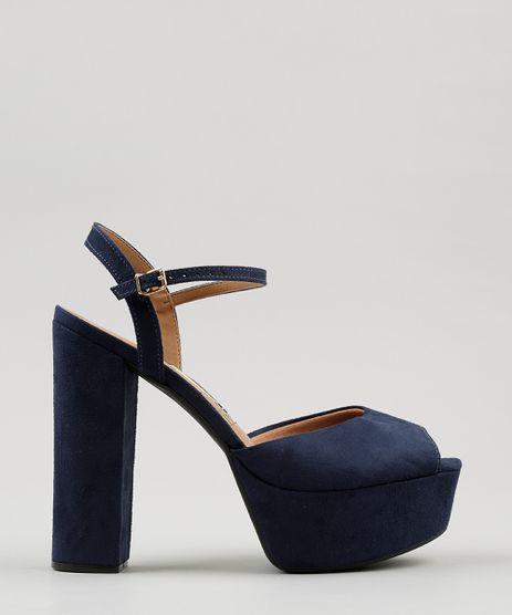Sandalia-Meia-Pata-Vizzano-Feminina-em-Suede-Azul-Marinho-9163954-Azul_Marinho_1