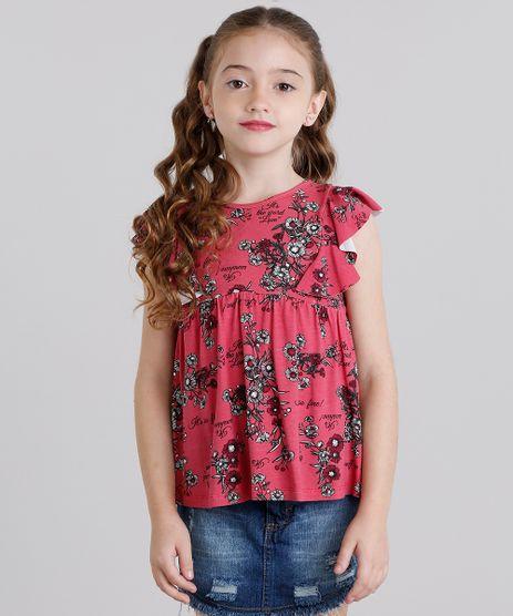 Regata-Infantil-Estampada-Floral-com-Babado-Rosa-Escuro-9079388-Rosa_Escuro_1
