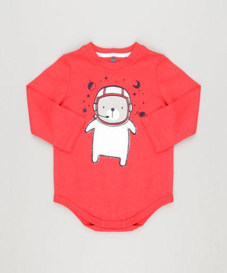 Body-Infantil--Urso-Astronauta--Manga-Longa-Gola-Careca-Vermelho-8878408-Vermelho_1