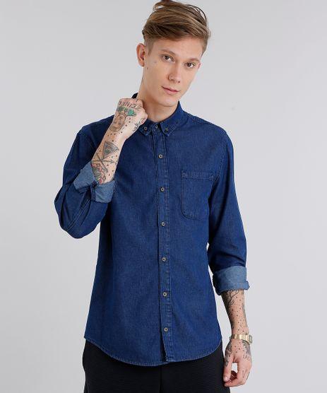Camisa-Jeans-Manga-Longa-Azul-Escuro-8640054-Azul_Escuro_1
