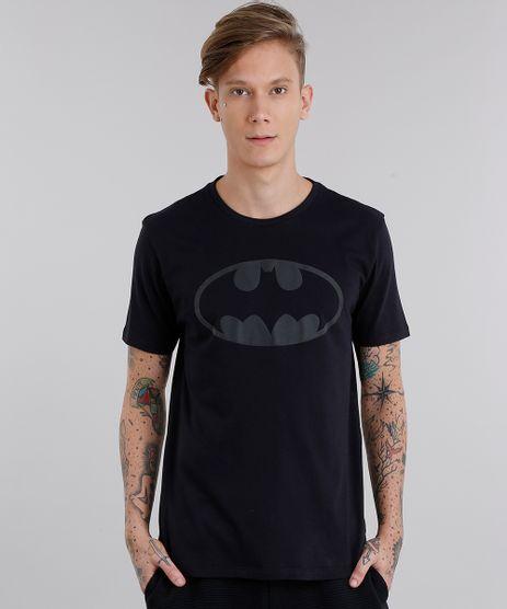 Camiseta-Masculina-Batman-Manga-Curta-Gola-Careca-Preta-9127290-Preto_1