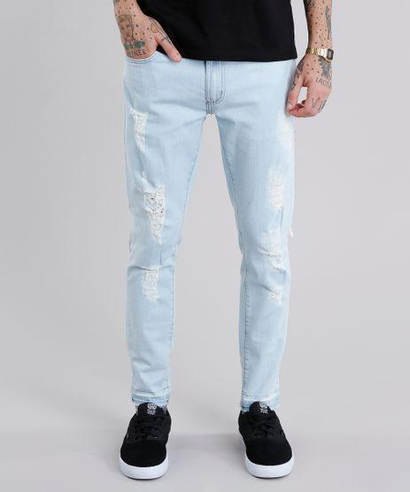 Calca-Jeans-Skinny-Cropped-Destroyed-Azul-Claro-9029586-Azul_Claro_1