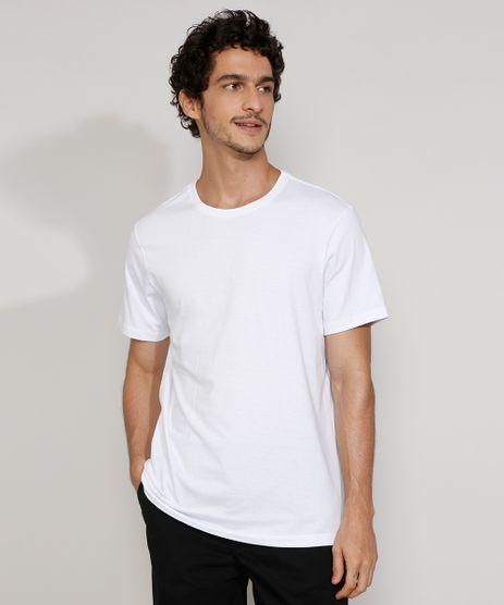 Camiseta-Masculina-Manga-Curta-Basica-Gola-Careca-Branca-9947820-Branco_1