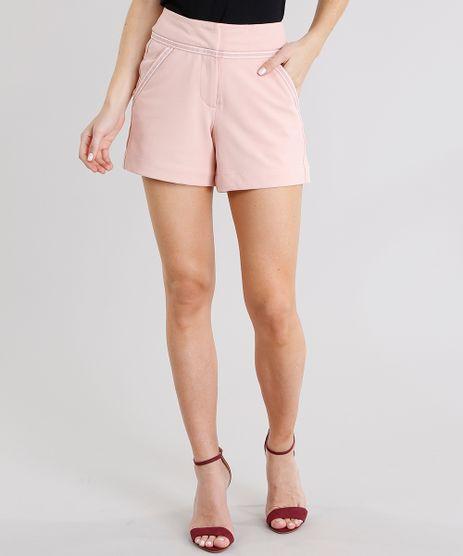 Short-Feminino-Alfaiataria-Curto-Rose-8888843-Rose_1
