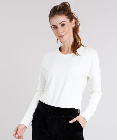 Blusa-Feminina-Esportiva-Ace-Basica-Fenda-Lateral-em-Moletom-Manga-Longa-Decote-Redondo-Off-White-9117342-Off_White_1