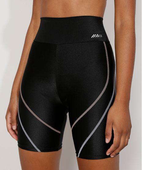 Bermuda-Feminina-Esportiva-Ace-Biker-Preta-9975691-Preto_1