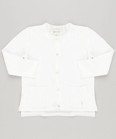 Cardigan-Infantil-Basico-em-Trico-com-Bolsos-Decote-Redondo-Off-White-8871448-Off_White_1