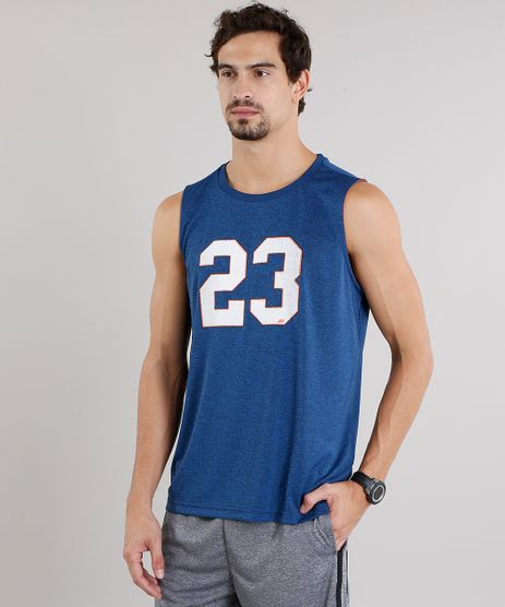 Regata-Masculina-Esportiva-Ace--23--Gola-Careca-Azul-9131303-Azul_1