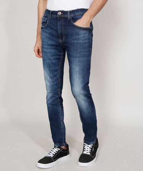 Calca-Jeans-Masculina-Skinny-Azul-Escuro-9752591-Azul_Escuro_1
