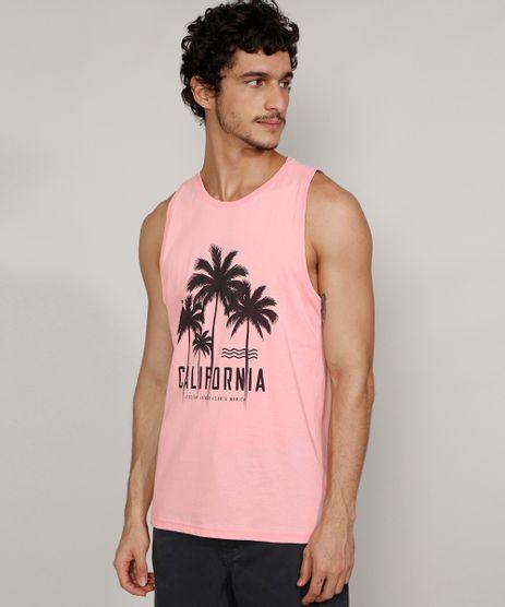 Regata-Masculina--California--com-Coqueiros-Gola-Careca-Rosa-9982226-Rosa_1