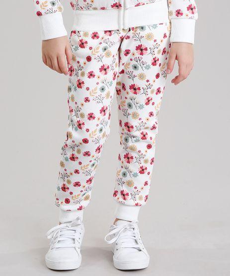 Calca-Infantil-Estampada-Floral-em-Moletom-com-Bolsos-Off-White-8830914-Off_White_1