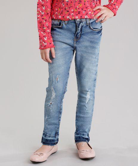 Calca-Jeans-Infantil-Destroyed-com-Barra-Desfeita-Azul-Claro-9138129-Azul_Claro_1