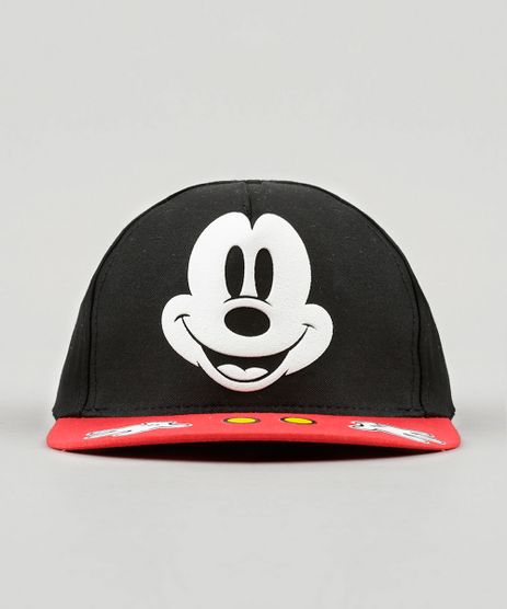Bone-Infatil-Mickey-Mouse-Aba-Reta-Preto-9057669-Preto_1