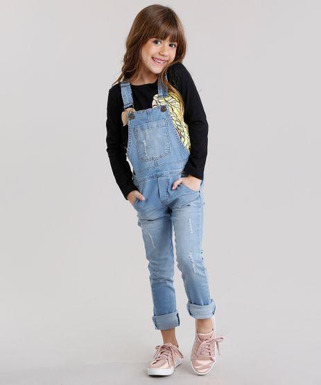 Macacao-Jeans-Infantil-com-Puidos-Azul-Claro-9064178-Azul_Claro_1