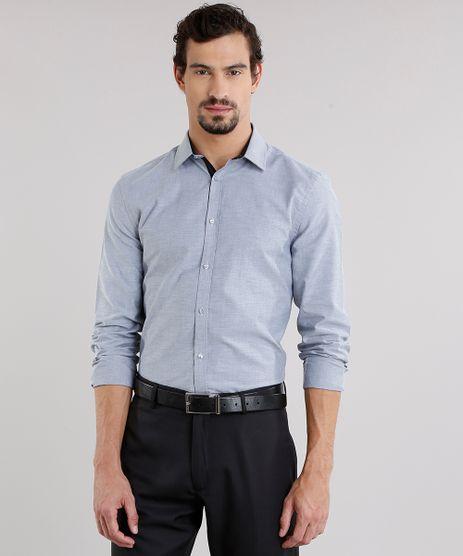 Camisa-Masculina-Comfort-Manga-Longa-Cinza-8858230-Cinza_1