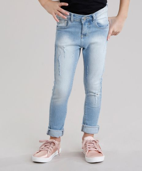 Calca-Jeans-Infantil-Destroyed-Azul-Claro-9044545-Azul_Claro_1