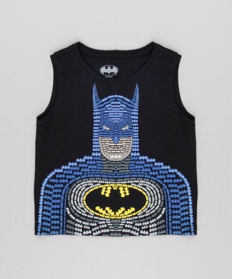 Regata-Batman-em-Algodao---Sustentavel-Preta-8529843-Preto_1