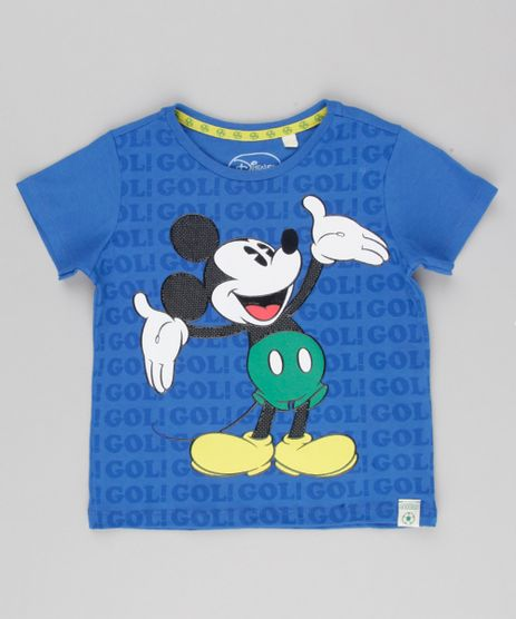 Camiseta-Infantil-Mickey-Copa-do-Mundo-Manga-Curta-Gola-Careca-em-Algodao---Sustentavel-Azul-Royal-9156936-Azul_Royal_1