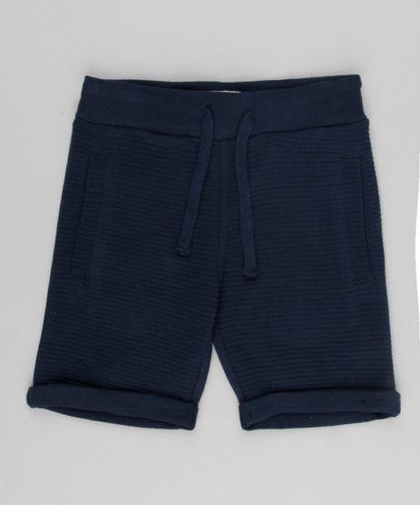 Bermuda-Infantil-em-Moletom-Canelada-Azul-Marinho-8868456-Azul_Marinho_1