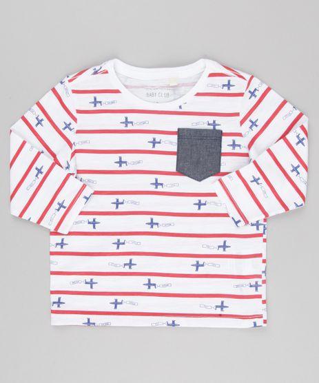 Camiseta-Infantil-Listrada-com-Bolso-em-Jeans-Manga-Longa-Gola-Careca-Off-White-9140650-Off_White_1