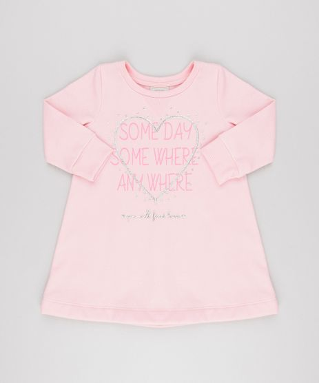 Vestido-Infantil-em-Moletom-com-Estampa-Metalizada-Manga-Longa-Rosa-9154782-Rosa_1