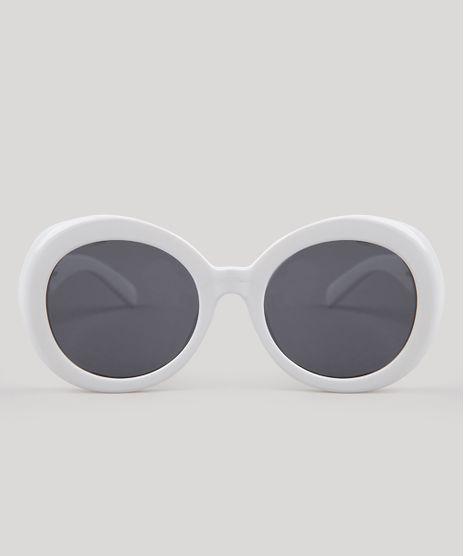 Oculos-de-Sol-Redondo-Feminino-Oneself-Branco-9189514-Branco_1